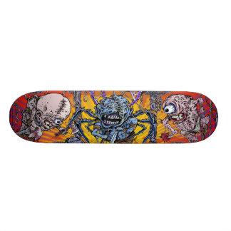 3 Kings Skateboard