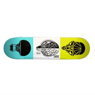 3-Kings Skateboard