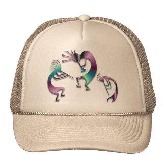 3 Kokopelli 107 Trucker Hat