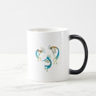 3 Kokopelli #14 Magic Mug