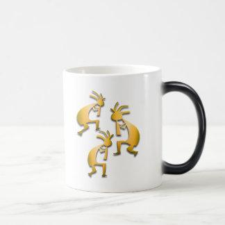 3 Kokopelli #17 Magic Mug