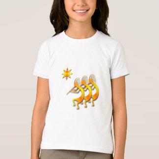 3 Kokopelli #1 T-Shirt