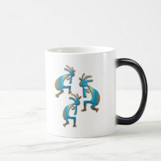 3 Kokopelli #21 Magic Mug
