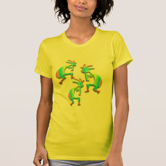 3 Kokopelli #24 T-Shirt