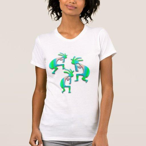 3 Kokopelli #28 T Shirt