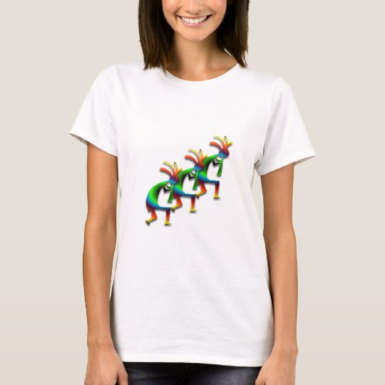 3 Kokopelli #29 T-Shirt