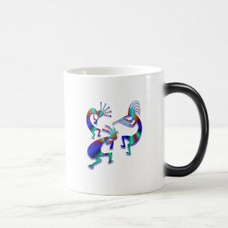 3 Kokopelli #35 Magic Mug