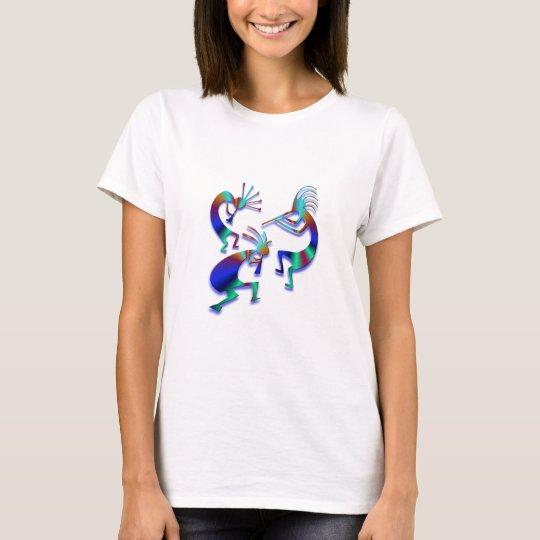 3 Kokopelli #35 T-Shirt