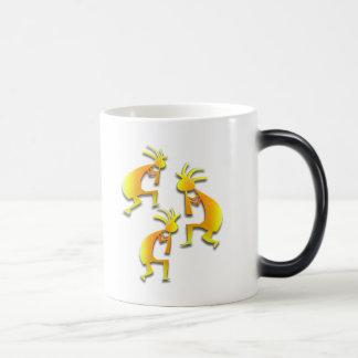 3 Kokopelli #38 Magic Mug