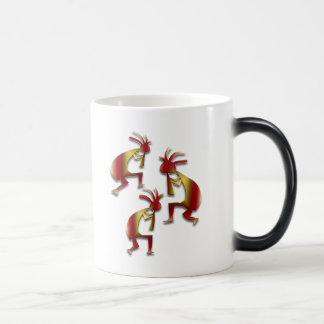 3 Kokopelli #40 Magic Mug