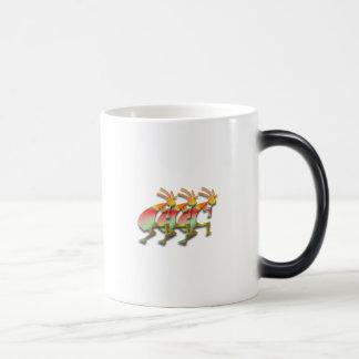 3 Kokopelli #42 Magic Mug