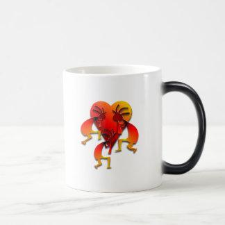 3 Kokopelli #48 Magic Mug