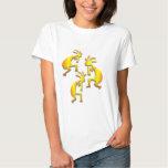 3 Kokopelli #5 T-Shirt