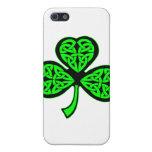 3 Leaf Celtic Shamrock iPhone 5/5S Case