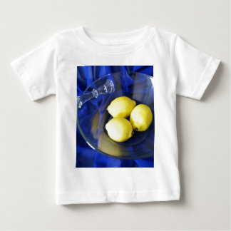 3 Lemons And Candlestick Baby T-Shirt