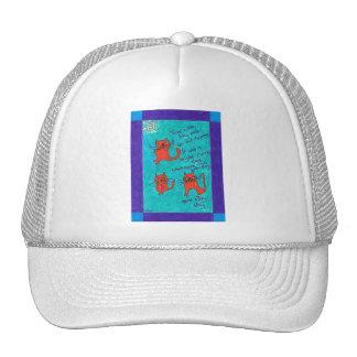 3 Little Kitty Kats Hat