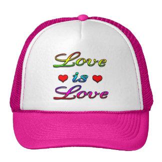 <3 Love is Love <3 Trucker Hat