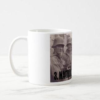 3. MatrosenRegiment .3 Classic White Coffee Mug