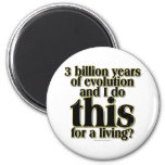 3 mil millones años iman de nevera