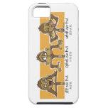 3 Monkeys iPhone 5 Cover