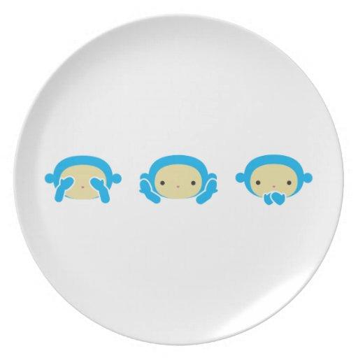 3 monos sabios plato