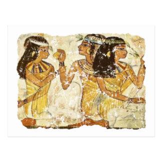 3 mujeres tarjetas postales