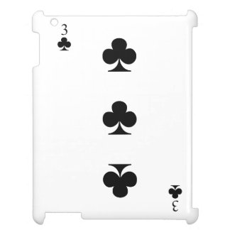 3 of Clubs Cover For The iPad
