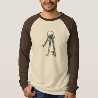 3 Old Keys T-Shirt