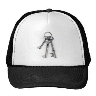 3 Old Keys Trucker Hat