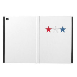 3 Origami Stars – Red, White, and Blue Powis iPad Air 2 Case