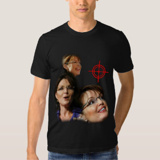 3 Palin Bullseye T-Shirt