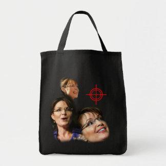 3 Palin Bullseye Tote Bag
