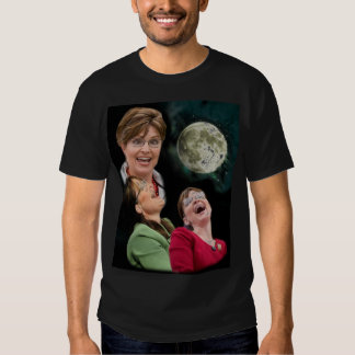 3 palin moon tee shirt