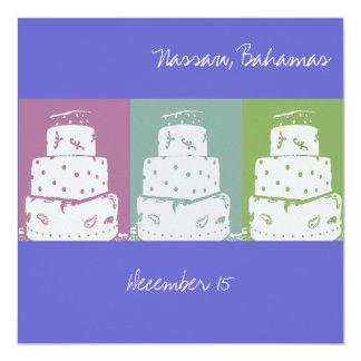 3 pasteles de bodas