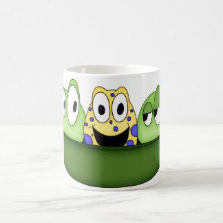 3 Peas In A Pod Coffee Mug