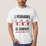 3 PENGUINS ICE COMPANY T-Shirt