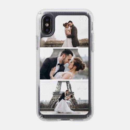 3 Photos Custom Collage Phone Case