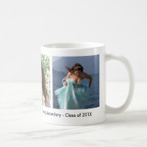 3 Photos Special Occasion Commemorative Coffee Mug