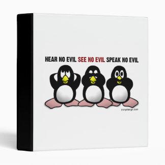 3 pingüinos sabios