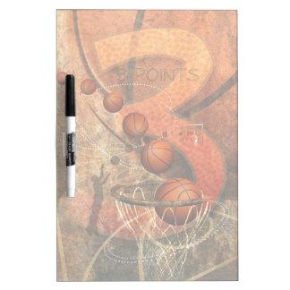 3 Pointer Dry Erase Board