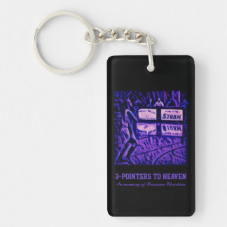 3-pointers to Heaven Keychain