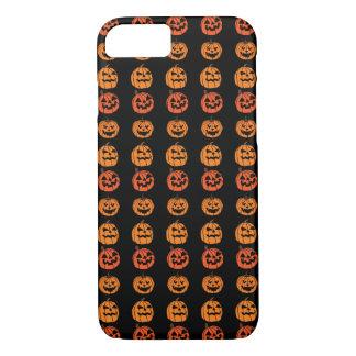 3 Pumpkins Pattern iPhone 7 Case design