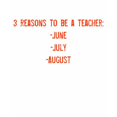 3 reasons to be a teacher 7 reasons to become a teacher search the site go for educators becoming a teacher assessments & tests elementary education secondary education special education teaching  here are the top seven reasons why you should join the ranks and find a classroom of your own 01 of 07.