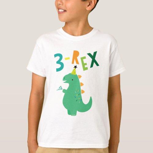 3_Rex Birthday Shirt
