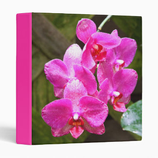 3-Ring Binder - Orchid