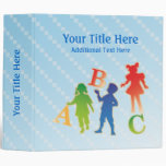 3 Ring Binder Template Daycare