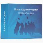 3 Ring Binder Template Online Degree