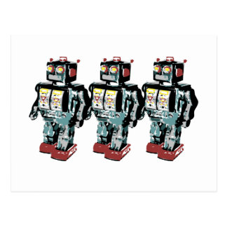 3 robots postal