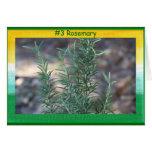 #3 Rosemary Card