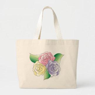 3 Roses Bag